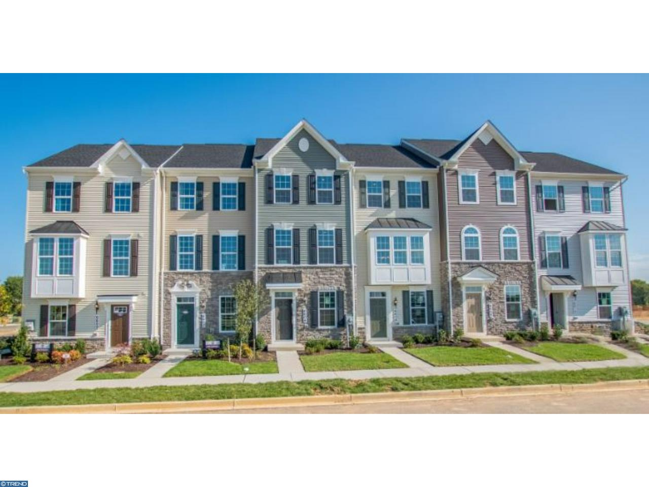 Image of townhouse in Parkway South Ridge, Middletown, DE