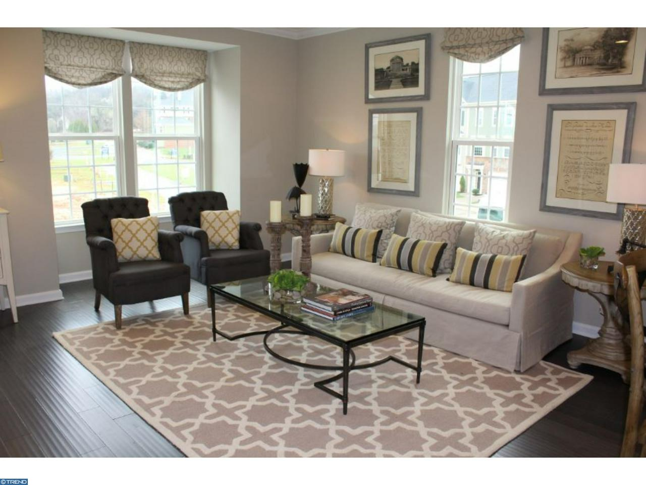 Living room image of property in Parkway South Ridge, Middletown, DE